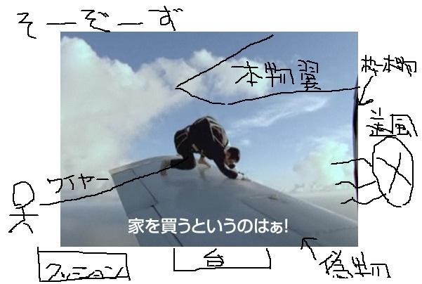 マイランドCMの人気に嫉妬 | skydive.jp
